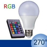 Magic Light LED Bulb And Remote 16 Color