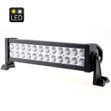 White Light Bar with 24x 3W Epistar LEDs