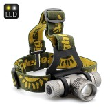 CREE XM-L Q5 LED Headlamp