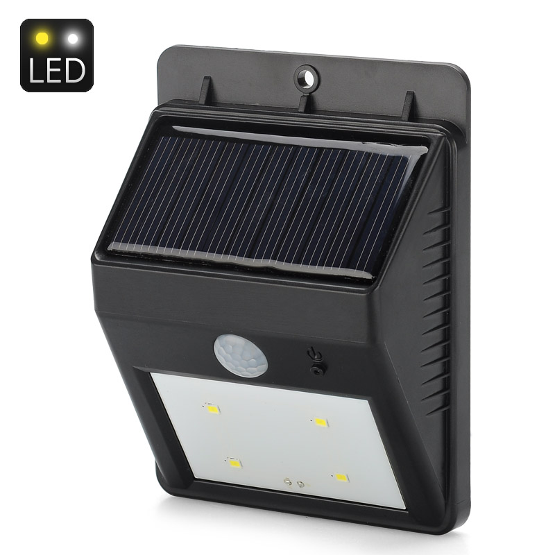 Solar Outdoor LED Garden Light